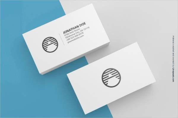 17+ Blank Business Card Templates - Free PSD, AI, Vector, EPS ...
