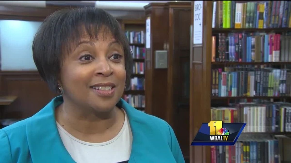 City's top librarian to head Library of Congress