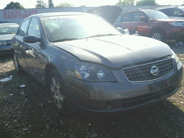 Bill Of Sale - Parts Only 2006 Nissan Altima Sedan 4d 2.5L 4 For ...