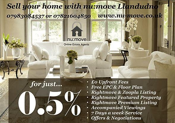 nu:move Llandudno - Estate Agent in Llandudno (UK)
