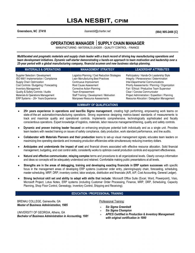 10 International Logistics Manager Job Description Job Duties ...