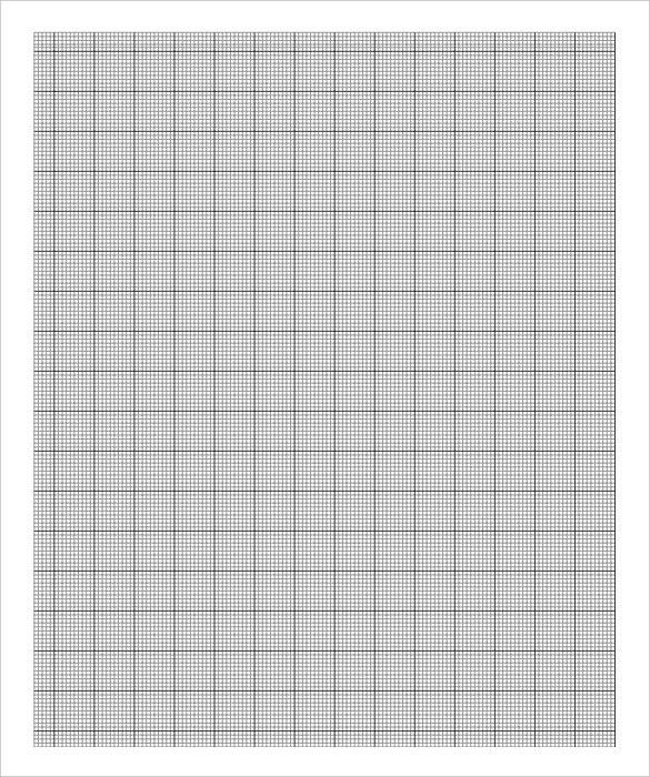 Free Graph Paper Template – 8+ Free PDF Documents Download! | Free ...
