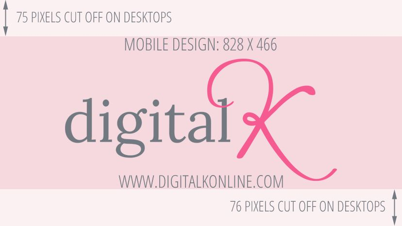 Designing Facebook Cover Photos for Desktop & Mobile - New 2016 Size!