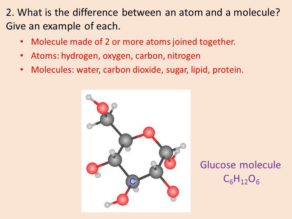 1. What is the difference between an element and a compound - ppt ...