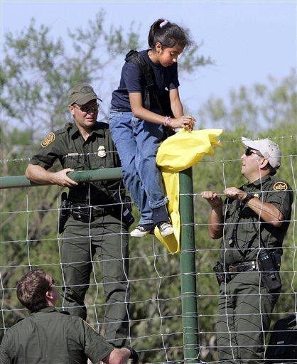 No Border Wall Eyeball