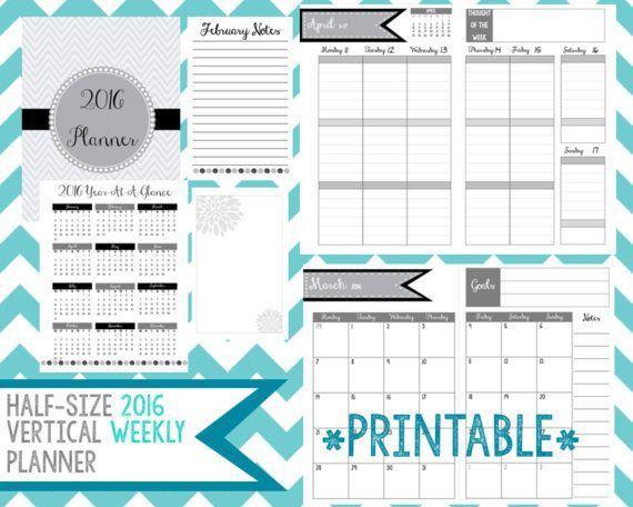 24 best Disc-Bound Notebook/Journals images on Pinterest | Planner ...