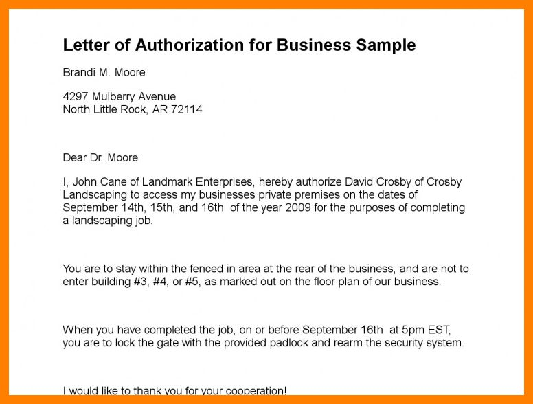 4+ sss authorization letter sample | day care receipts