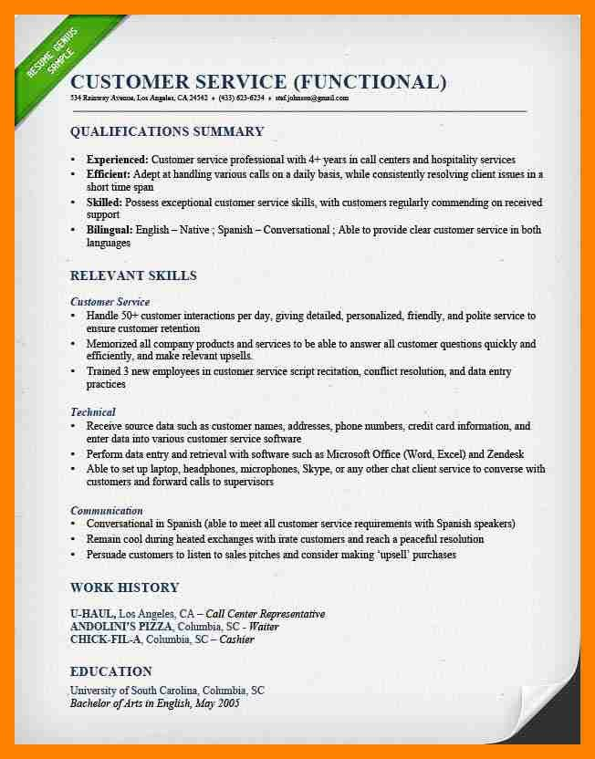 100+ [ Customer Service Call Center Resume Sample ] | Customer ...