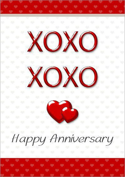 Free Printable Anniversary Cards | The Word ~ | Pinterest | Free ...