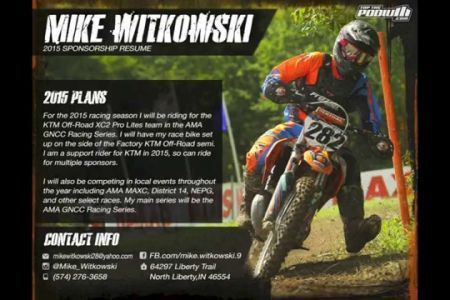 Motocross Resume Resume Blog Resumecove dvrlists Example Resume ...