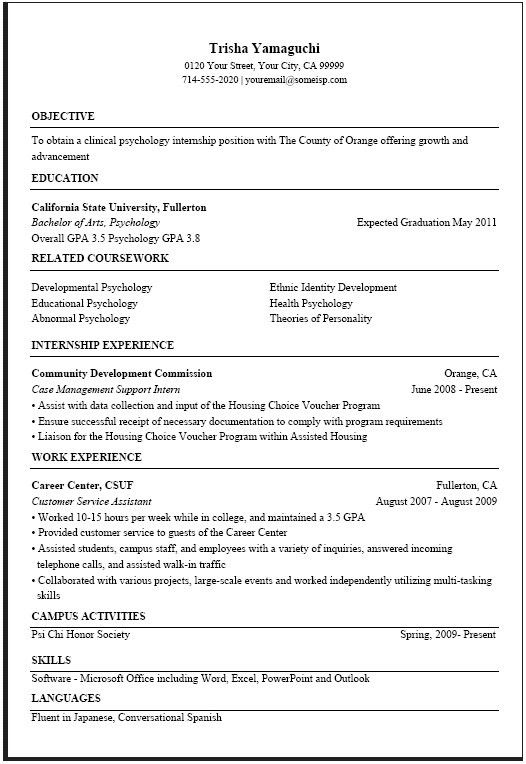 Innovational Ideas Government Resume 9 Federal Resume Sample And ...