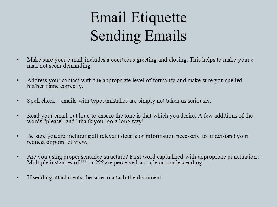 Business Etiquette Thank You Letters and . What is etiquette ...