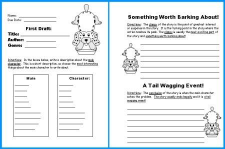 Free Book Report Project Templates: printable templates ...
