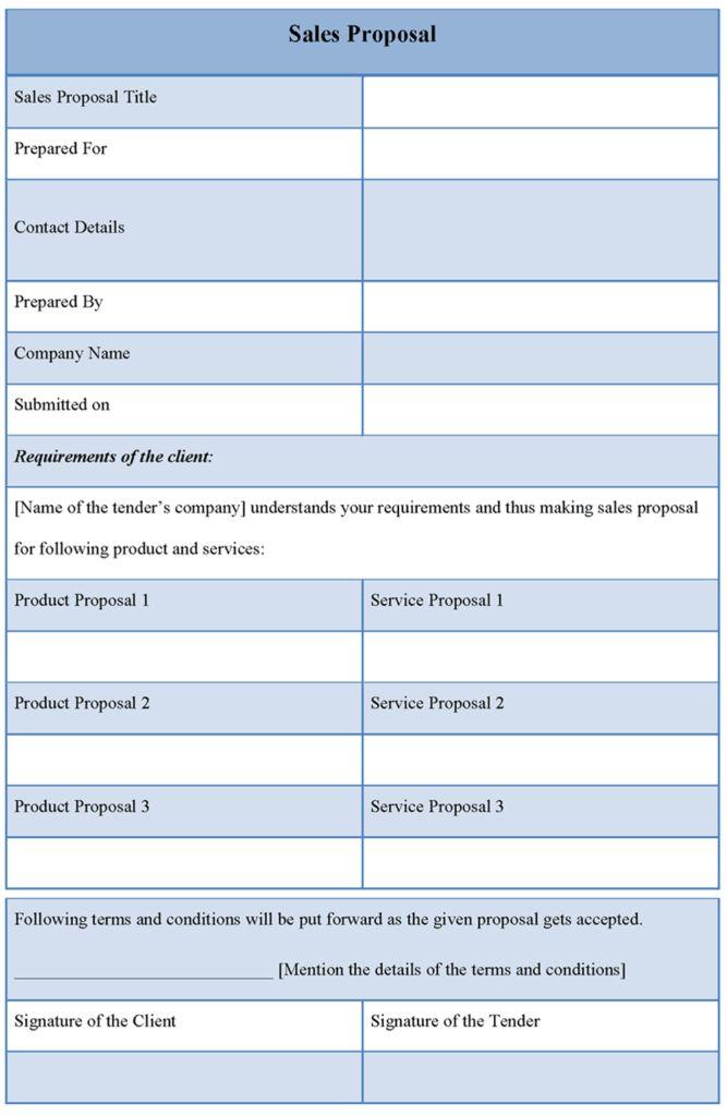 Proposal Templates | Print Paper Templates