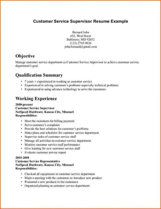 Awesome Sample Resume Objective Statements For Customer Service ...