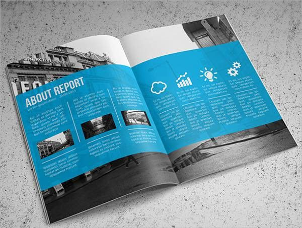 Business Report Format - 8+ Free PSD, Vector AI, EPS Format ...