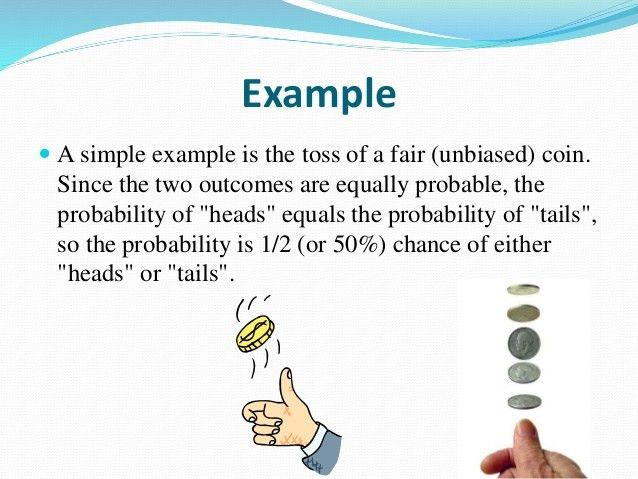 Bayes rule (Bayes Law)