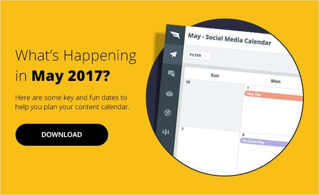 10 Steps to Building an Awesome Social Media Content Calendar ...