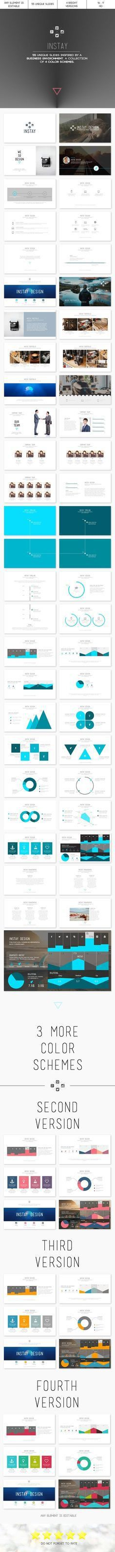 CUBE - Creative Theme (PowerPoint Templates) | Creative ...