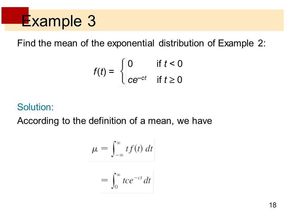 Applications of Integration 6. Probability Probability Calculus ...