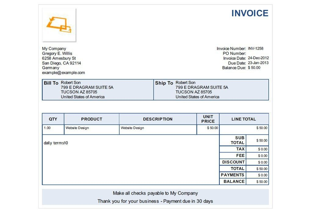Occupyhistoryus Marvellous Invoice Journal Sample Invoices With ...