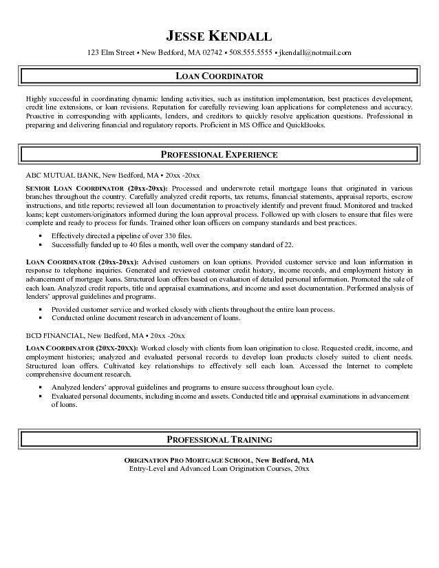 research coordinator resumes