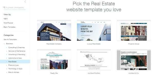 The Best Website Builders to Create a Real Estate Agent Website