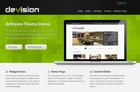 10 Professional WordPress Themes for Business Websites - Web ...