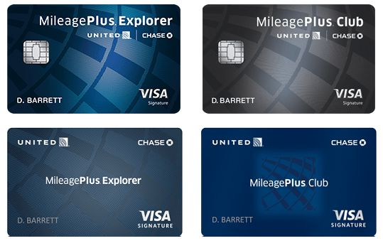 New Chase United Card Designs With EMV Chips - Doctor Of Credit