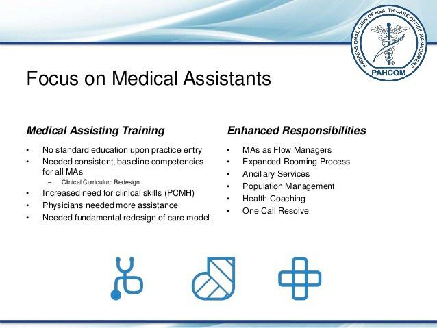 Continuous Workforce Development: The Next Rung on the Medical Assist…