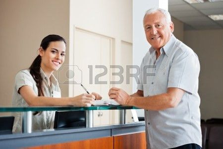 Medical Receptionist Images & Stock Pictures. Royalty Free Medical ...