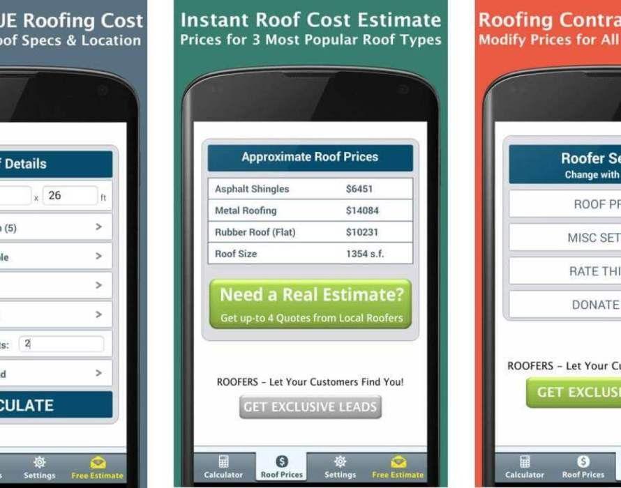 roof : Estimate Form Template Amazing Roof Estimate Cost Estimate ...