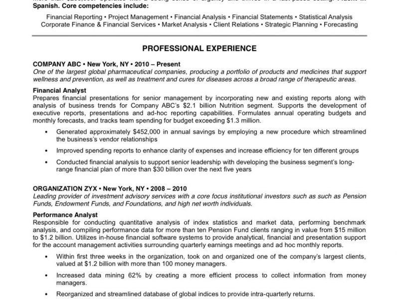 Download Excellent Resume Examples | haadyaooverbayresort.com
