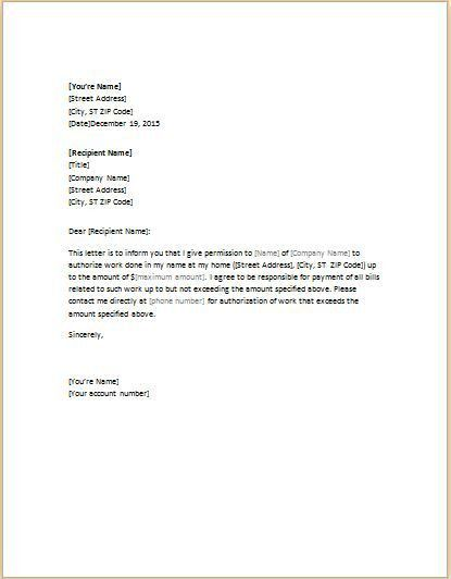 Best 25+ Professional letter template ideas on Pinterest ...