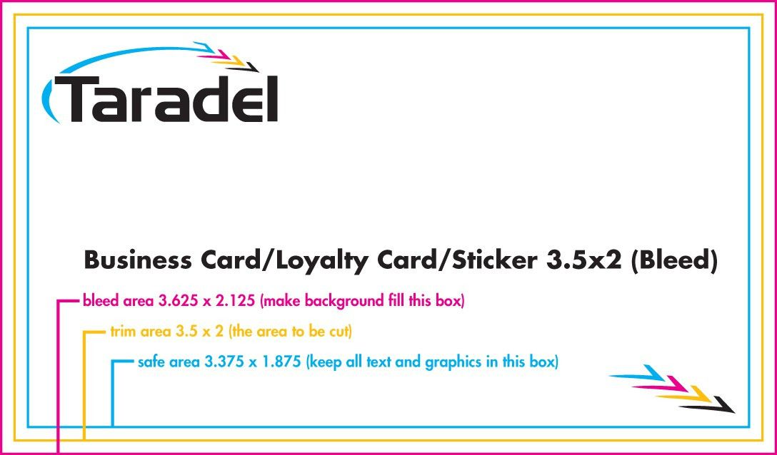Taradel: Business Cards Templates
