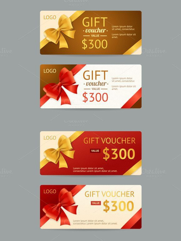 39 best Gift Voucher images on Pinterest | Gift voucher design ...