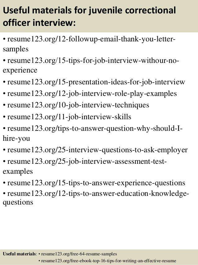 correctional officer resume officer resume officer resume
