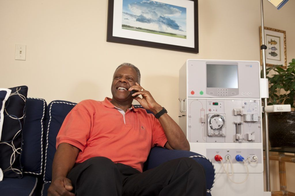 Home Dialysis Services | Fresenius Medical Care