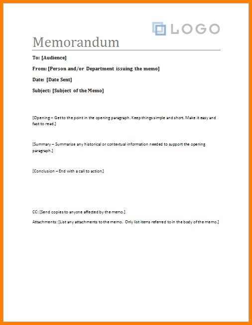10+ business memo format template | attorney letterheads