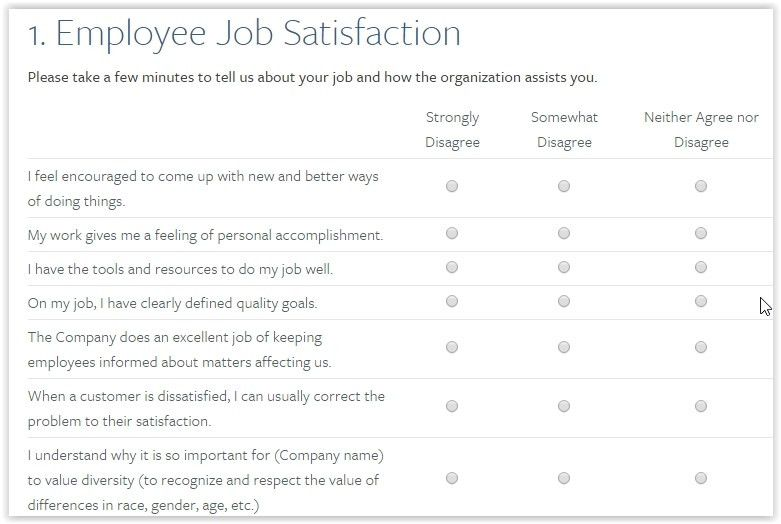 5 Free Websites To Take Employee Satisfaction Surveys