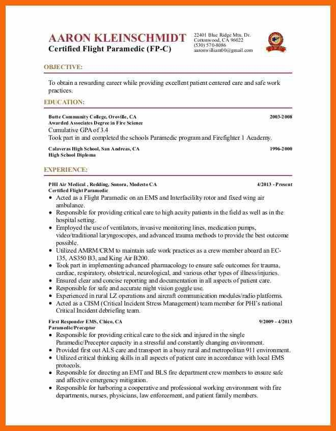 100+ [ Wildland Firefighter Resume ] | Firefighter Resume Examples ...