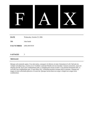 free business fax cover sheet cover sheet template free fax. free ...