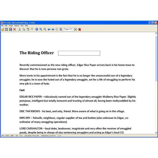 How To Edit Microsoft Office Document Imaging TIFF Files