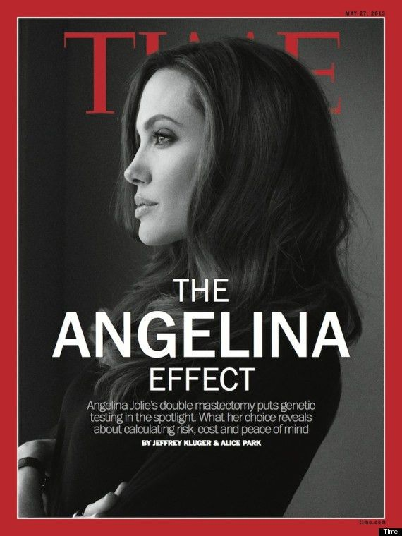 Time Magazine's Angelina Jolie Cover (PHOTO) | HuffPost