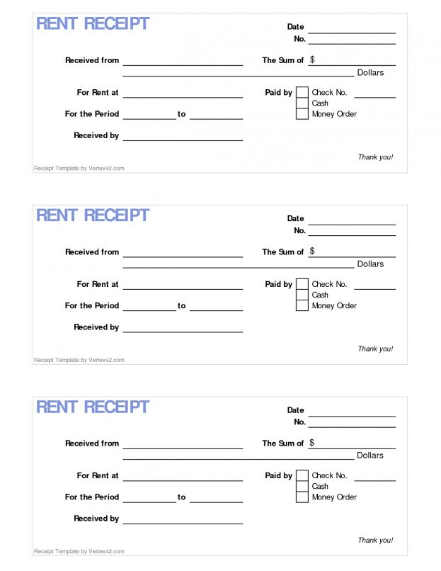Free Printable Receipts Certificates Of Achievement Templates ...