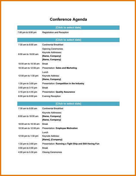 7 meeting agenda templates | Divorce Document