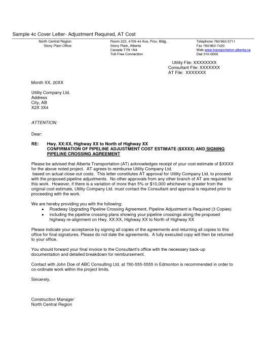 Ideas Collection Canadian Government Cover Letter Template With ...