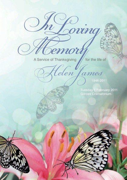 Flutterby - Love In Print