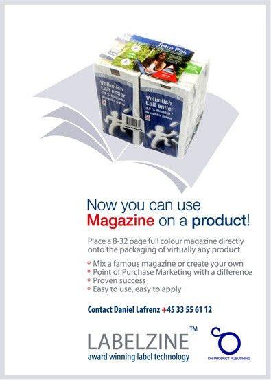 press AD design