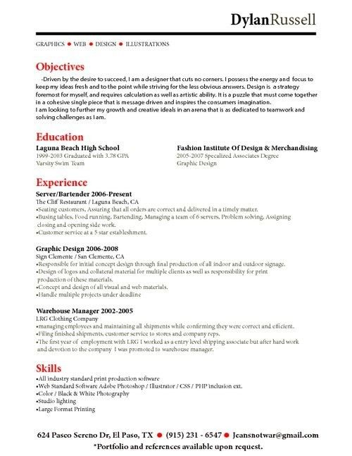 examples of bartender resumes. head bartender resume template. 12 ...